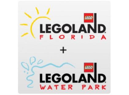 Legoland Flórida + Waterpark - 1 Dia