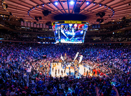 New York Knicks x Atlanta Hawks